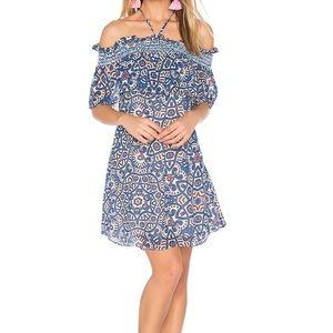 NWOT Rebecca Minkoff Gerry Off Shoulder Dress XS